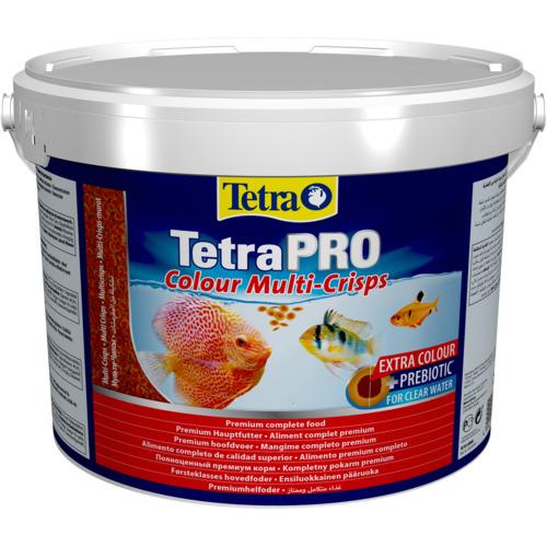 TetraPro Colour Crisps [10l, wiaderko] - pokarm wybarwiający dla ryb