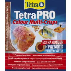 TetraPro Colour Crisps [12g, saszetka] - pokarm wybarwiający