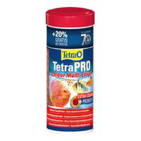 TetraPro Colour Crisps [300ml] - pokarm wybarwiający dla ryb
