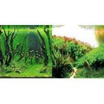 Tło dekoracyjne Aquael 150x60cm (9084/9085+) - samoprzylepne, dwustronne