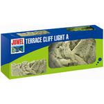 Tło strukturalne JUWEL Taras Cliff Light A (jasny, wypukły)