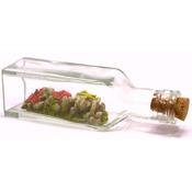 Tonąca butelka 2 - Kraby 17,5x5,5x5,5 cm.
