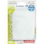 Torebka Zolux na wkłady filtracyjne 1 3l [2 szt]