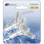 Trójnik Resun ATC01 6/4mm [2szt]