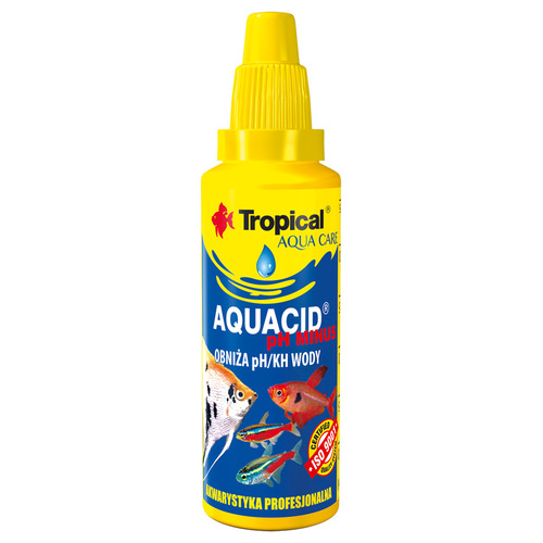 Tropical Aquacid pH Minus [30ml] (34031) - obniża pH
