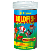 Tropical Goldfish colour pellet [100ml] - pokarm dla welonów (60473)