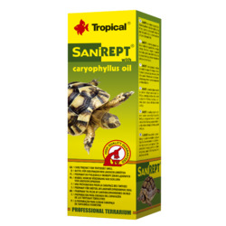 Tropical Sanirept [15ml] (13001) - preparat do pielęgnacji skorupy żółwi