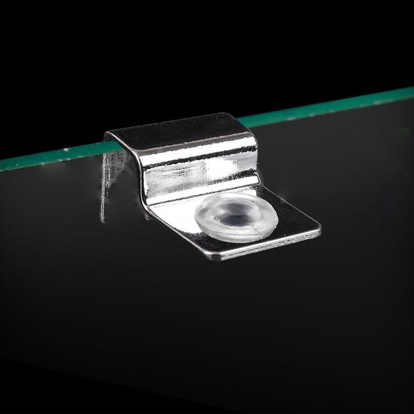 Uchwyty nakrywkowe aquatools [6mm] 4szt.