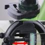 Uniwersalny wylot wody na wąż 16/22mm z deszczownicą