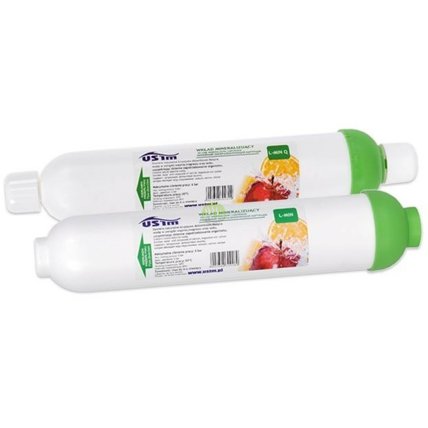 UST-M Liniowy filtr demineralizujący - gwint 1/4