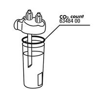 Uszczelka do licznika CO2 JBL Count (6348400)