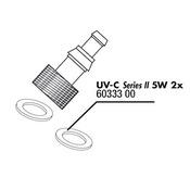Uszczelka przyłącza lamy UV JBL UV-C 5W - 2 sztuki (6033300)