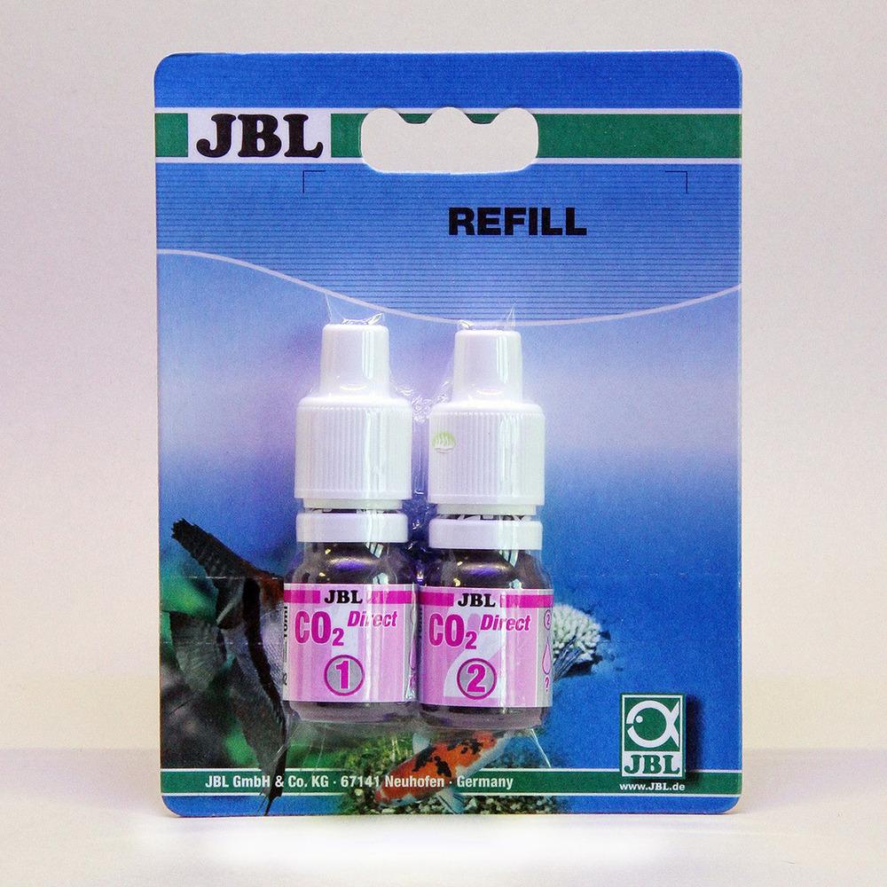 Uzupełnienie testu JBL CO2 Direct - wkład