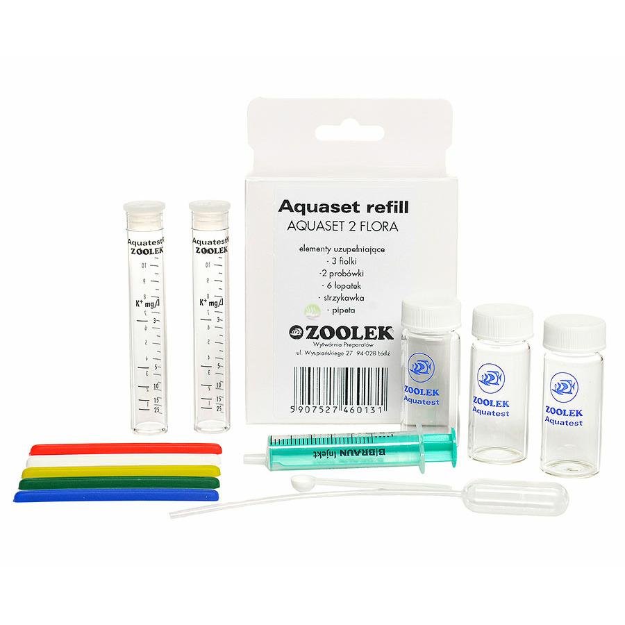 Uzupełnienie walizki ZOOLEK Aquatest 10w1 FLORA