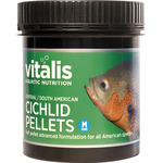 Vitalis C/S American Cichlid Pellets M 6mm [1.8kg]