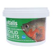 Vitalis C/S American Cichlid Pellets M 6mm [160g/280ml]