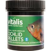 Vitalis C/S American Cichlid Pellets M 6mm [300g/500ml]