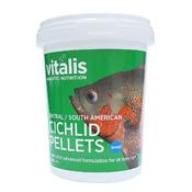 Vitalis C/S American Cichlid Pellets M 6mm [300g/520ml]