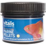 Vitalis Platinum Marine Pellets XS 1mm [120g/250ml]