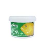 Vitalis Rift Lake Cichlid Pellets Green S 1,5mm [140g]