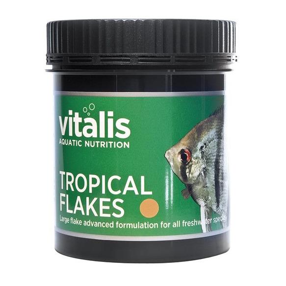 Vitalis Tropical Flakes - 30g [500ml]