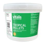 Vitalis Tropical Pellets XS 1mm [1.8kg/3,8l] - granulat
