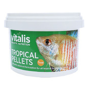 Vitalis Tropical Pellets XS 1mm [140g /280ml] - granulat