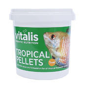Vitalis Tropical Pellets XS 1mm [60g /150ml] - granulat