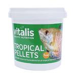 Vitalis Tropical Pellets XS 1mm [70g /155ml] - granulat
