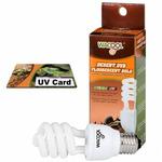 WaCool Desert żarówka UVB 10.0 26W + sensor fal UV