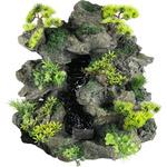 WATERFALL M - Wodospad z roślinami + PIASEK + POMPKA 36,5x23,5x30,5cm