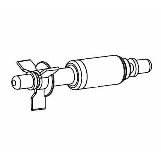 Wirnik Aquael do pomp ogrodowych PFN-2500 / PFN-3500 - komplet