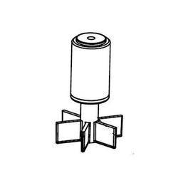 Wirnik filtra Aquael Unimax 150/250 (nowy typ) (100411)