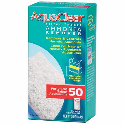 Wkład (żwirek) Ammonia Remover do AquaClear 200 (50) [611]