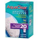 Wkład (żwirek) Ammonia Remover do AquaClear 20 [60g]