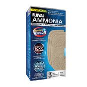 Wkład Ammonia Remover do filtra Fluval 106-107, 206-207 [3szt] - usuwa amoniak