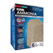 Wkład Ammonia Remover do filtra Fluval 306-307, 406-407 [6szt] - usuwa amoniak