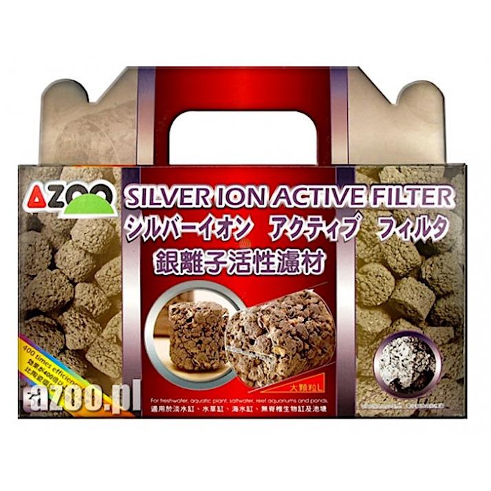 Wkład AZOO SIilver ion Active Filter Ball [3l] - gruby