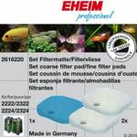 Wkład biały i niebieski do filtrów 2026/2128 i 2226/2328
