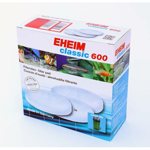 Wkład biały syntetyczny do filtra Eheim 2217 (Classic 600) (2616175)