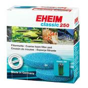 Wkład do filtra Eheim 2213 (classic 250) - niebieskie gąbki (2616131)