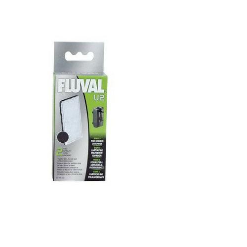 Wkład do filtra FLUVAL U2: węgiel aktywny + fizelina