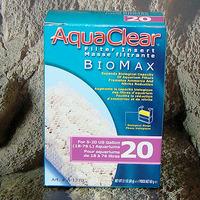 Wkład do filtra Hagen AquaClear 20 - BioMax [65g]
