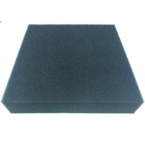 Wkład filtracyjny - gąbka 35x30x3cm 45PPI - czarna