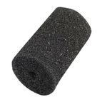 Wkład gąbka do filtra, okrągła, czarna [10x7cm]