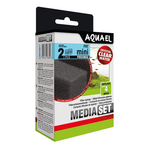 Wkład gąbkowy Aquael Pat Mini Phosmax [2szt] (113869)