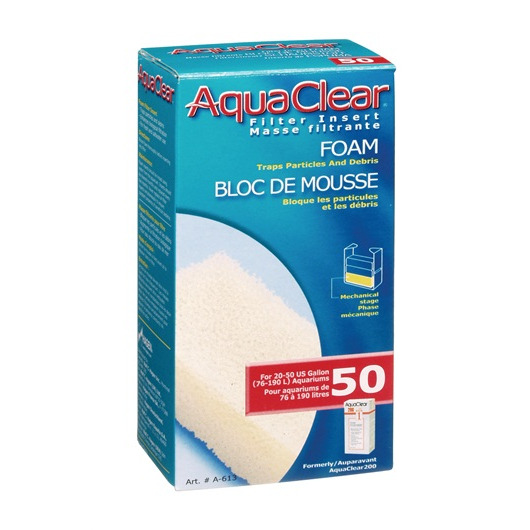 Wkład gąbkowy do AquaClear 200 (50) [613]