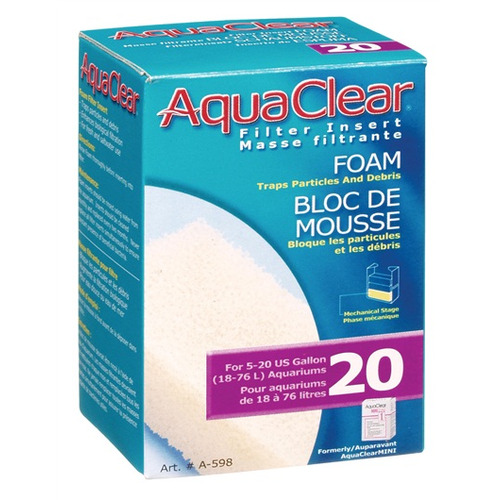 Wkład gąbkowy do AquaClear Mini (20) [598]