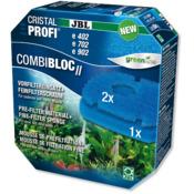 Wkład gąbkowy JBL CombiBloc II CristalProfi e402/702/902+ - do prefiltra (górny kosz) (6028800)