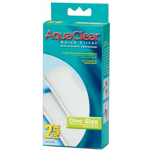 Wkład gąbkowy Quick Filter do Pompy Hagen AquaClear Powerhead